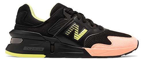 New Balance MS997KL1, Running Shoe Mens, Negro