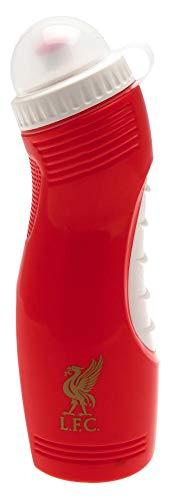 Hy-Pro Internacional Ltd Oficial plástico Botella de Agua, Color Rojo, tamaño n/a