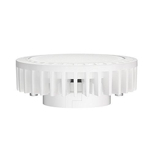 ledscom.de GX53 Lámpara LED 11,5W=62W 830lm 100° blanco-caliente
