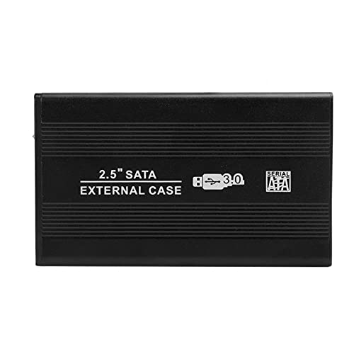 SALUTUY Caja De Disco Duro, Caja De Disco Duro Móvil De 2,5 Pulgadas para PC