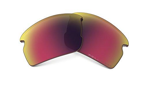 Oakley AOO9295LS Gafas de lectura, Oo Red Iridium Polarized, 0 para Hombre