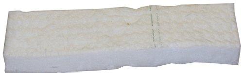 Keramikwollschwamm für Bioethanolöfen, lange Brenndauer, 30 x 10 x 3cm