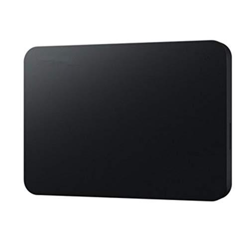 Disco Duro Externo HDD 500GB 1TB 2TB 4TB Laptop Disco Duro portátil HDD HDD (Capacity : 500GB, Color : Black) miniatura