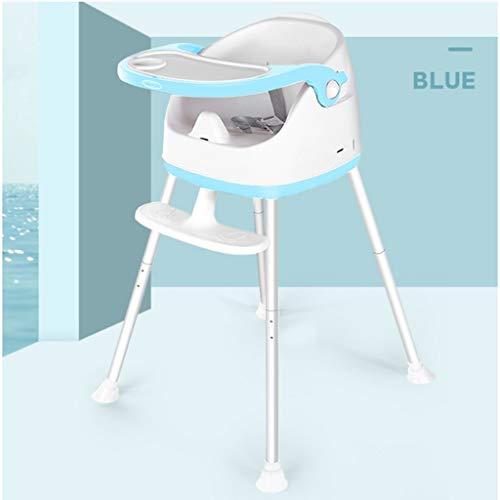 SZXJJ Enfants Multifonctionnel Chair Salle à Manger avec dîner Plate Portable Pliable Chaise bébé Repas d'apprentissage Tabouret Table à Manger (Color : C)
