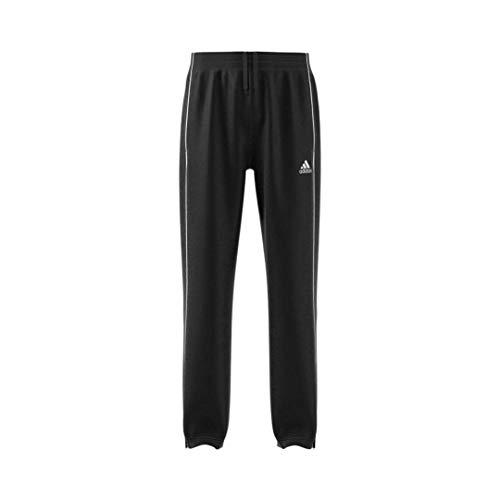 adidas Unisex Kinder Core 18 Regenhose, Unisex-Kinder, Hosen, Core18 Rain Pant Youth, schwarz / weiß, Medium