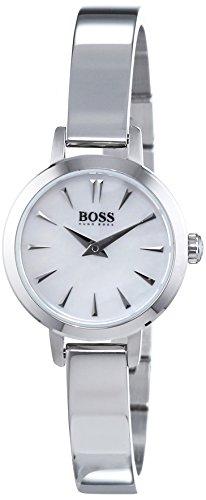 Hugo Boss Orologio da polso al quarzo da donna, in acciaio inossidabile 1502366