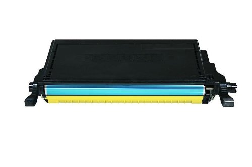 Alternativer Eurotone Toner Yellow XXL für Samsung CLP-620 ND NDK + CLP-670 N ND NDK NK + CLX 6220 6250 FX - Premium Altenative Gelb XL