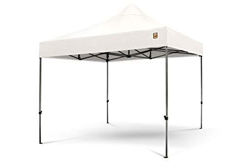 Gorilla Gazebo  Pop Up 3x3m Heavy Duty Waterproof Commercial Grade Gazebo with Wheeled Carrybag