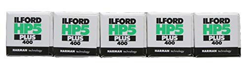 Ilford HP5 Plus Rollfilm 120, 5 Rollen