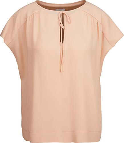 Drykorn Damen Bluse mit Seide in Rosa 4 / L