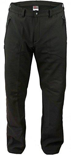 Hot de pantalon Sportswear Ontario Pantalon softshell pour Anthracite L Schwarz