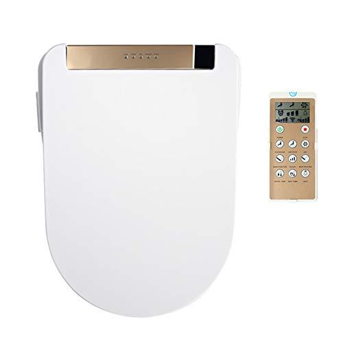 Intelligente toiletbril, antibacterieel bidet, verwarming van de toiletbril, gecombineerde wc-bril met bodyclean-functie voor lichaamhygiëne.