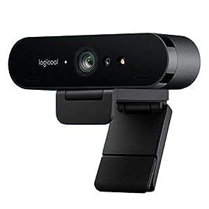 "logicool ロジクール BRIO (ブリオ) RightLight 3 採用 4K Ultra HDウェブカメラ C1000eR"""