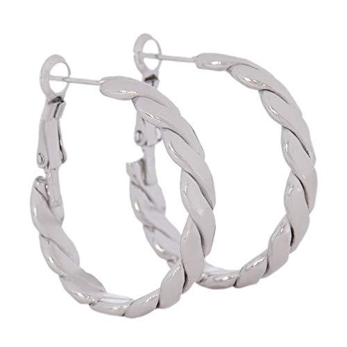 Parfois - Pendiente Stainless Steel Silver - Mujeres - Tallas Única - Plateado