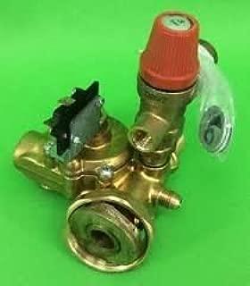 Glowworm 422208 - Válvula de seguridad y colector de distribución de combustible