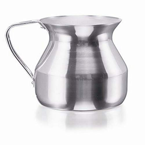IMUSA USA Aluminum Chocolatera 2-Quart, Silver