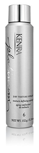 Kenra Platinum Dry Texture Spray, 5.3 Ounce