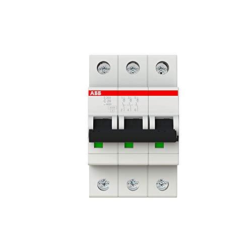 ABB S203-C20 Sicherungsautomat 20A