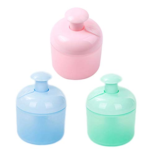 TOPBATHY Foam Maker Face Wash Foamer Bubble Maker Shampooing Douche Portable Tasse De Voyage Crème Moussante Clean Tool (Rose Bleu Vert)