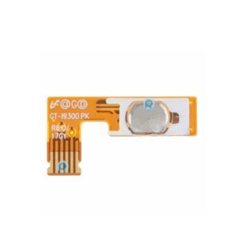 BisLinks® Für Samsung I9300 Galaxy S3 Power-Taste Flex Kabel Ersatzteil Neu und OVP