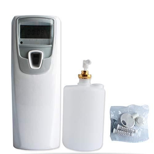 Dispensador automático de perfume con LCD para el hogar, el baño o el coche, con latas vacías