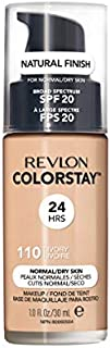 Revlon ColorStay Liquid Foundation For Normal/dry Skin, SPF 20, Ivory, 1 Fl Oz (packaging may Vary)