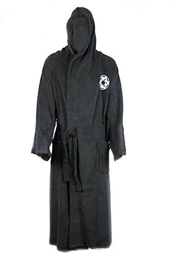 Star Wars Sith Bathrobe Cotton (XL/XXL, Black)