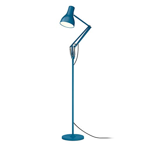 Anglepoise Type 75 Margaret Howell Stehleuchte, Saxon Blue