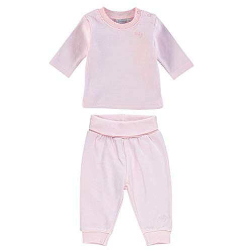 Feetje Feetje Baby-Unisex Sweatanzug zweiteilig, rosa, 62