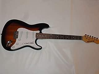 joe walsh autographed guitar