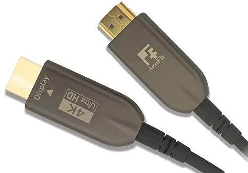 Optical Fiber HDMI Cable, 4K Optical HDMI2.0 Cable, HDR, HDCP2.2, ARC,...