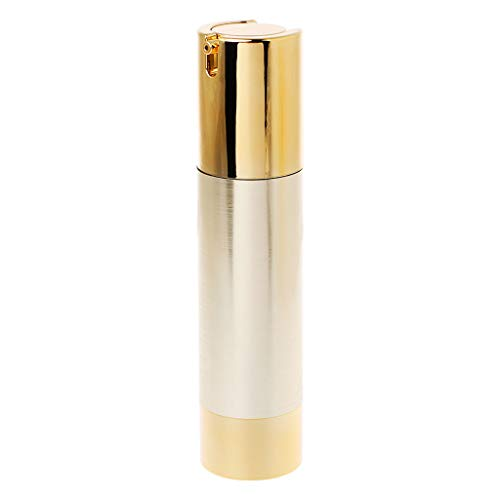 niumanery 15/30/50ml Empty Airless Bottle Cosmetic Plastic Pump Container Travel Makeup 50ml