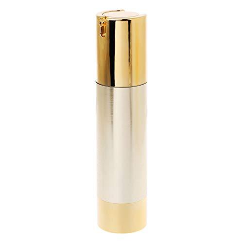 MB-LANHUA 15/30/50 Milliliter Reiseflaschen Leere Airless-Flasche Kosmetischer Kunststoff-Pumpbehälter Reisemake-up 50 Milliliter