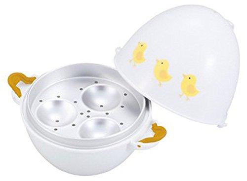 パール金属『電子レンジ調理レンジでゆで卵レンジピヨ(C-248)』
