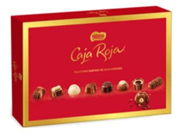 Chocolates Nestle Caja Roja - 400 g