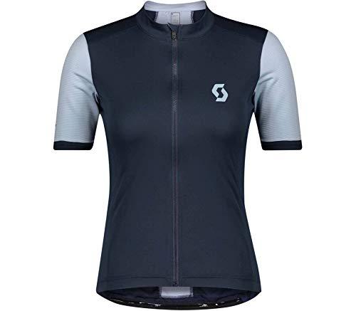 Scott Maillot de ciclismo para mujer Endurance 10 Midnight azul 2021, talla...
