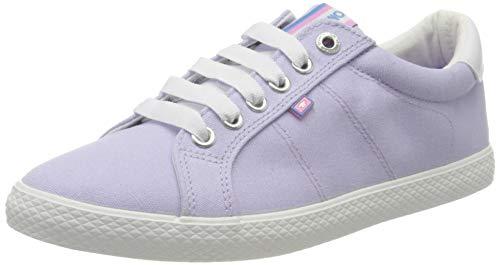 TOM TAILOR Damen 8091002 Sneaker, Violett (Viola 00115), 39 EU