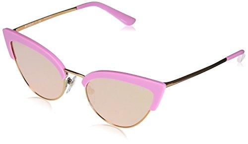 Vogue Eyewear 0VO5212S Occhiali da Sole, Oro (Light Pink/Light Pink Gold), 55 Donna