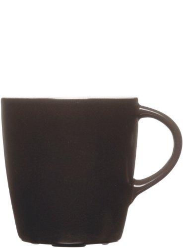 Sagaform 0000125Liberica Kleine Tasse schwarz
