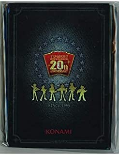"""YU-GI-OH! / """"Duelist Card Protectors 100 Pieces (20th Anniversary) / 20th Anniversary Duelist Box (YG-20TH-PR) / A Japanes..."""