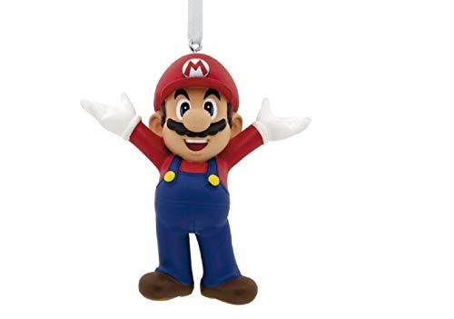Super Mario Brother Christmas Ornament Kids Tree X mas Boys Girls