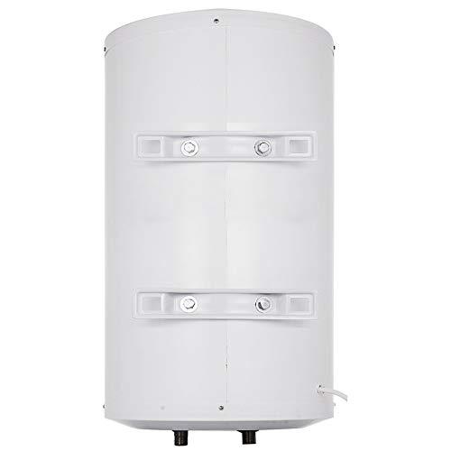 OldFe Scaldabagno Elettrico 80L Scaldacqua Serbatoio 2KW con Scaldabagno per l'uso in cucina o in bagno (80L)