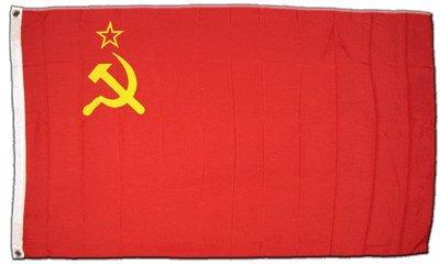 XXL Flagge Fahne UDSSR Sowjetunion 150 x 250 cm