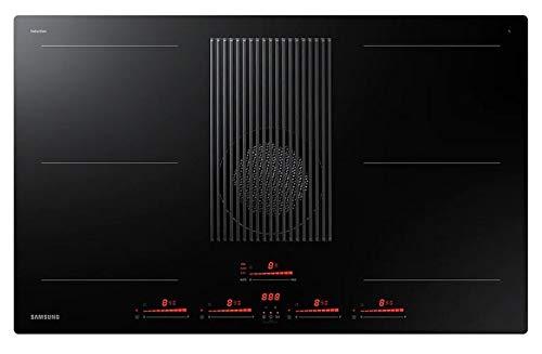Samsung NZ84T9747VK - Placa de inducción (83 cm), color