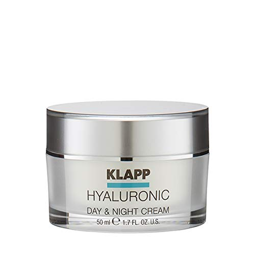 Klapp: Hyaluronic Day $ Night Cream (50 ml)