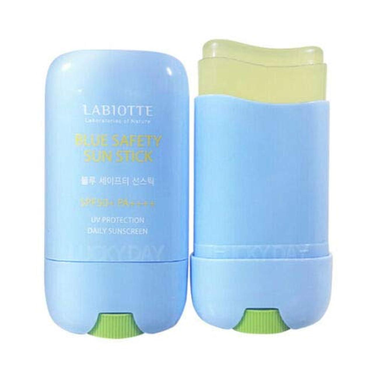 ソーシャル区寄付LABIOTTE ラビオッテ ブルーセーフティーサンスティック 25g SPF50+ PA++++ Blue Safety Sun Stick 韓国日焼け止め