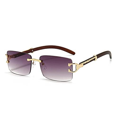 XDOUBAO Gafas de sol Gafas de sol Hombre y femenino Pareja Conducción Calle Tomar Gafas de sol Driver Sombrilla Marea-Color foto_Banco de oro
