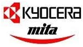 Kyocera 370PC0KM Model TK-812K Black Toner Kit For use with Kyocera FS-C8026, FS-C8026N, FS-C8026NB, KM-C2630 and KM-C2630D Color Laser Printers; Up to 20000 Pages Yield at 5% Average Coverage