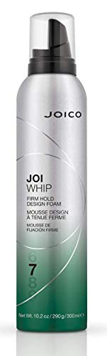 JoiWhip firm hold designing foam