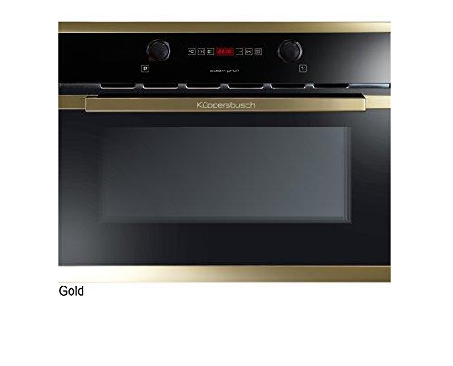 Küppersbusch Einbau-Dampfgarer EDG6260.0, Design:schwarz + Gold